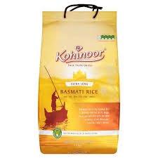10kg Kohinoor gold basmati rice @ Tesco for £9.00