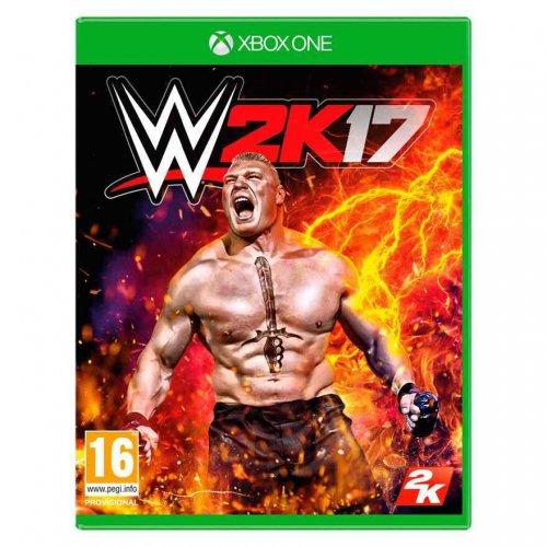 WWE 2K17 Xbox One £36.99 @ Smyths Toys
