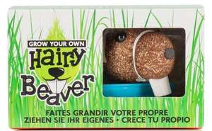 Gift Grow Your Own Hairy Beaver Kit £5.27 prime / £9.26 non prime Sold by Findmeagift and Fulfilled by Amazon