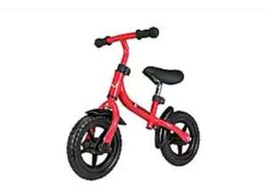 Red balance bike 2-5 years The Sports hq £15.99 on tesco direct.(Potential for 80p off via quidco making it £15.20 delivered)  Free standard delivery.