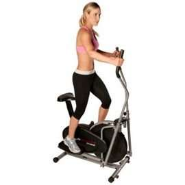 Confidence Fitness 2-In-1 Elliptical Cross Trainer & Exercise Bike £59.99 free delivery @ Tesco.com