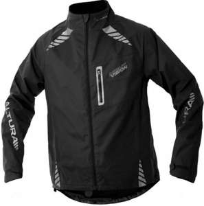 Altura Night Vision Waterproof Cycling Jacket Black ( small only) £24.50 @ CycleStore