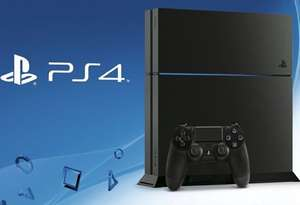 PS4 Console Black 500gb £199.99 Simply Games