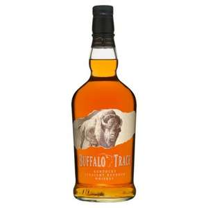 Buffalo Trace Straight Bourbon Whiskey 70cl £16 at Morrisons
