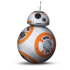 Pre-order Star Wars U-Command BB-8 Vehicle for £179.99 with code (today only) current price £199.99 @ Smyths