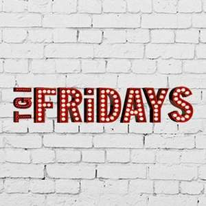 Complete survey (for those registered to receive TGI Friday e-mails) for FREE main course at TGI Fridays (and also to be entered into prize draw to win £1000 or two sets of £500 holiday vouchers)