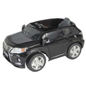 Lexus RX350 6V Kids Ride On Car Black With LED Headlights £69 Delivered @ Tesco Ebay