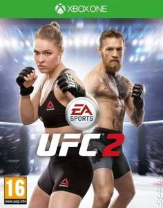 Xbox One EA SPORTS UFC 2 (Xbox One) £26.99 @ MusicMagpie