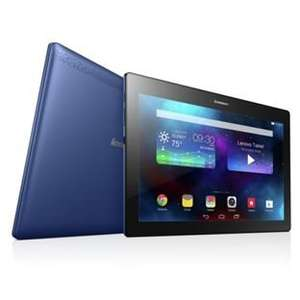 Lenovo Tab 2 A10 HD 10 Inch 16GB Tablet- Midnight Blue just £109.99 at Argos