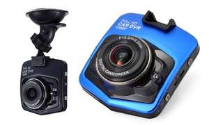 Dash cam £19.98 delivered @ Groupon