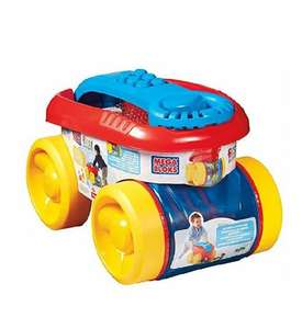 Mega Bloks First Builders Scooping Wagon only £22.99 @ Amazon Reduced from £34.99