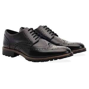 mens's James leather brogues £24.99 @ Redfoot Shoes