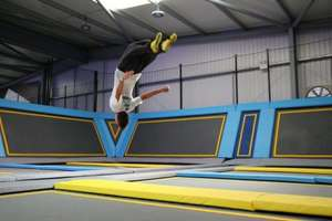 Oxygen freejumping Manchester and Wigan 3 month unlimited pass just £19.95