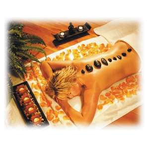 Hot Stone Massage, Now £3.97, Free Click & Collect @ Menkind