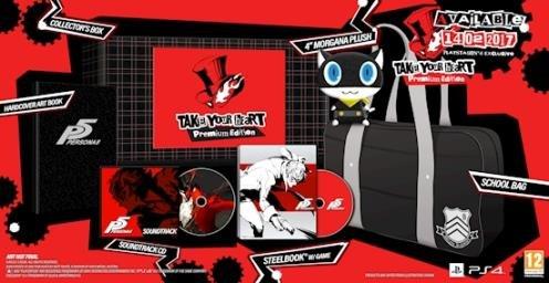 persona 5 collectors edition (ps4) £69.99 @ Grainger games