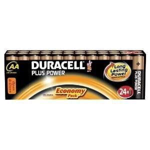 Duracell Batteries 24 AA £10.55 @ Kikatec delivered