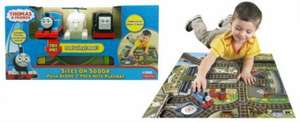 Thomas & Friends Sites On Sodor 3-Pack with Playmat (was £20) now £10.00 C&C  @ Tesco Direct (more links in 1st comment)