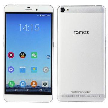 Ramos MOS1 Max 6.44-inch 3GB RAM 32GB MTK6753 Qcta core 4G Smartphone.banggood for £101.57