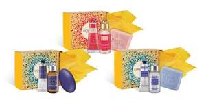 Up To 50% Off Flash Sale + Free C+C + Free Gift (worth upto £22.50) wys £45 + 2 Free Samples + Free Gift Bags at L'OCCITANE en Provence (+ more offers in op)