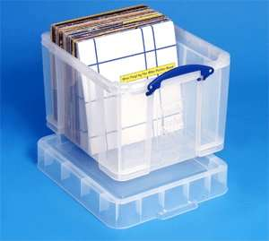Really Useful Storage Boxes 35 XL version (2 for £22) @ Ryman plus TCB 8.4%