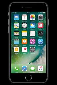 iPhone 7 32GB Black on EE - 4GEE Plan 1GB UL Minutes / UL Text / 1 GB data - £35.99 PM + £135 upfront - Use code HSD916A to remove the £135 upfront  buymobiles.net
