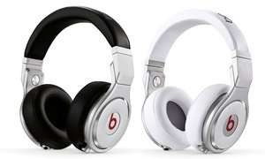 Beats by Dre pro over ear headphones £179 Groupon