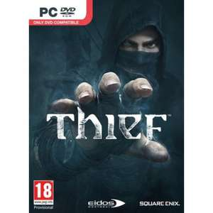 Thief (Steam Key) 87% Off - £3.07 at Play-Asia