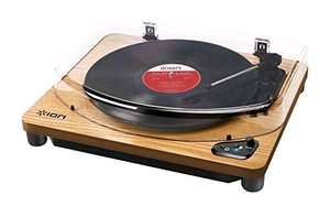 Ion air lp bluetooth turntable £69.99 Amazon deal of the day