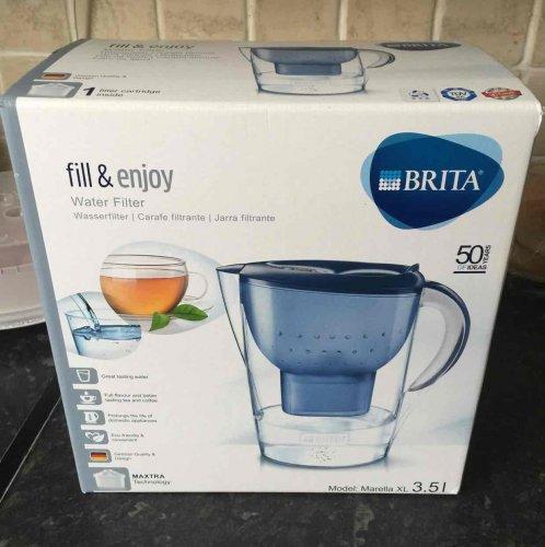 Brita Water Filter - Scans at £5 should be £16 @ Asda - Bolton