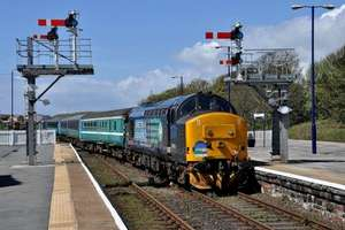 "Class 37 ""Railtour"" Cumbrian Coast Mon-Fri £10pp @ Northern Rail/iPress"