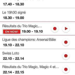 Arsenal vs Basel for FREE on FilmOn via RTS Deux, Atl Madrid vs Bayern on German channel ZDF