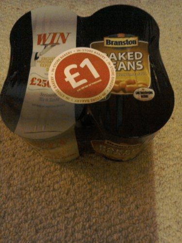 Branston Beans 4 for £1 @ Spar (Instore)