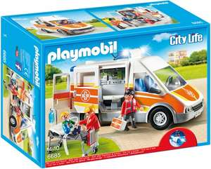 Playmobil ambulance at Tesco £14.97 (RRP £29.99)