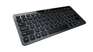 Logitech K810 Bluetooth Illuminated Keyboard £47.99 @ Amazon Daily Deal
