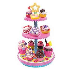 Ready Steady Dough Nick Jr Cupcake Carousel Set Half Price now £7.50 + Free C+C @ The Entertainer (others in range also half price now from £5)