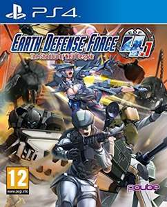 Earth Defense Force 4.1: The Shadow of New Despair (PS4) £10.99 Delivered @ Base