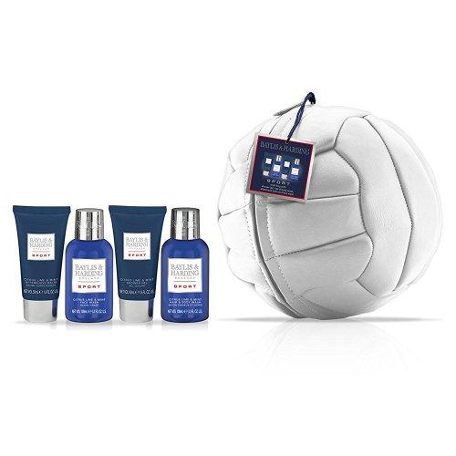 Baylis & Harding Men's Football Washbag Giftset £8.64 (Prime) £13.39 (Non Prime) @ Amazon