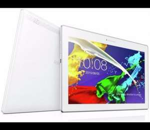 Lenovo Tab 2 A10-30 10.1 Inch 16GB Tablet - White.- White just £109.99 at Argos