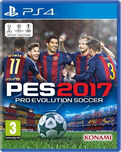 PES 17 PS4 £32.90 @ Amazon