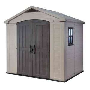 Keter 8x6 shed £419.13 @ Amazon