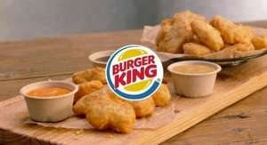 9 Chicken Nuggets for 99p @ Burgerking