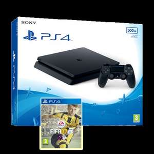 PS4 Slim & FIFA 17 - 239.99 at Sainsbury's!