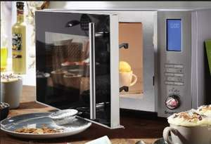 Microwave 20L (800W) with Grill (1000W) £49.99 - LIDL (Silvercrest) - 3 Year Warranty