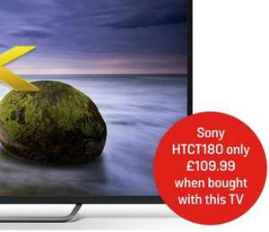 Sony KD55XD7005 55 Inch Android 4K HDR Ultra HD Smart TV @ Argos £779.00 was £999.00 Save £220.00