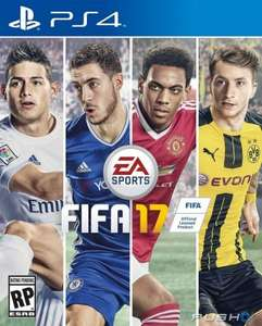 FIFA 17 £34.20 via unidays @ Morrisons (Xbox 360 & One, PS4 &PS3)