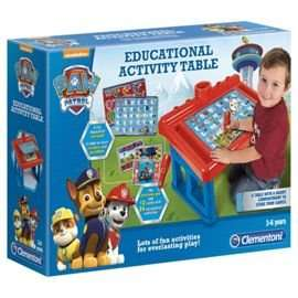 Paw Patrol Educational Activity Table - £20.00 at Tesco with free C&C - HALF PRICE