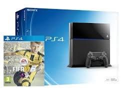 PS4 500GB + Fifa 17 - Grainger Games £148.99