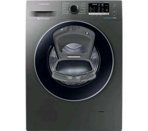 SAMSUNG AddWash™ 9KG WW90K5410UX/EU Washing Machine - Graphite£549.99 @ Currys