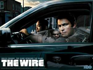 All five season of The Wire on Google Play for £21.49