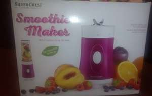 Lidl £10 Silvercrest Smoothie Maker